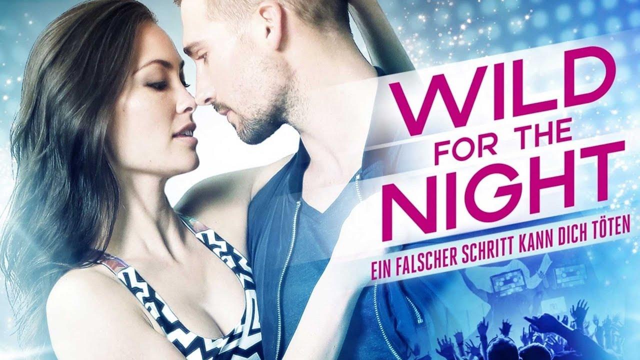 Wild for the Night (Thriller ganzer Film Deutsch, Krimi