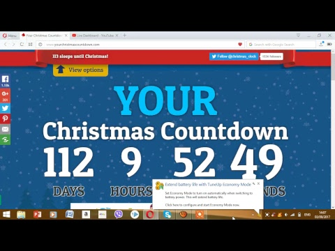 Christmas Countdown 2017 Youtube