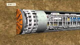 La Máquina - Tunnelbohrer in Mexiko: Teil 1 - Die Herausforderung   Made in Germany