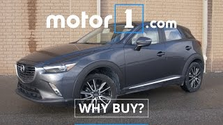 Why Buy? | 2016 Mazda CX-3 Grand Touring AWD Review