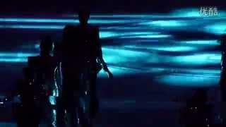AOI Shanghai - Opening, focus on Plushenko (27.07.2014)