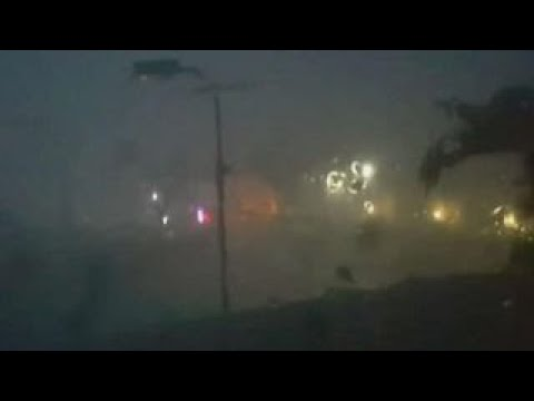 Category 5 Hurricane Irma pounds Saint Martin
