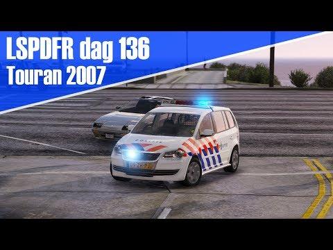 GTA 5 lspdfr dag 136 - Dienst in de touran 2007!