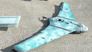 Российские военные рассказали о сбитых беспилотниках, которые пытались атаковать базу Хмеймим.
