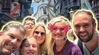 Harry Potter Treasure Hunt with The Beach House Vlogs!