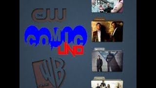 Comic Uno Top 10 WB/The CW TV Shows (Topic video)