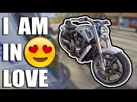 Harley Davidson V-Rod // What Harley SHOULD Have Been...