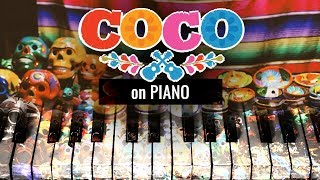 REMEMBER ME - Coco Soundtrack | Piano Cover