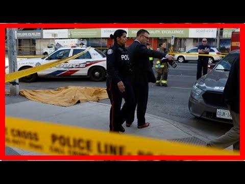Breaking News | Suspect in Toronto van attack identified - CBC TV