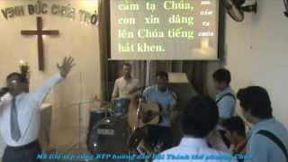 Hội Thánh thờ phượng Chúa - LIÊN ĐOÀN TRUYỀN GIÁO PHÚC ÂM