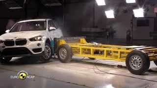 BMW X1 BMW X2 2017 Crash Test
