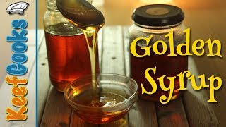 Homemade Golden Syrup #keefcooks