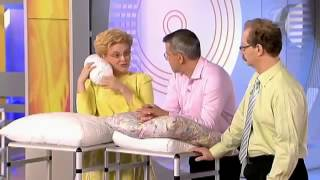 видео Лучший наполнитель для подушек. Выбираем правильно