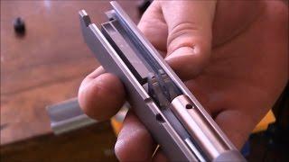 1911 build 2 9mm part 4 barrel to slide stop fit