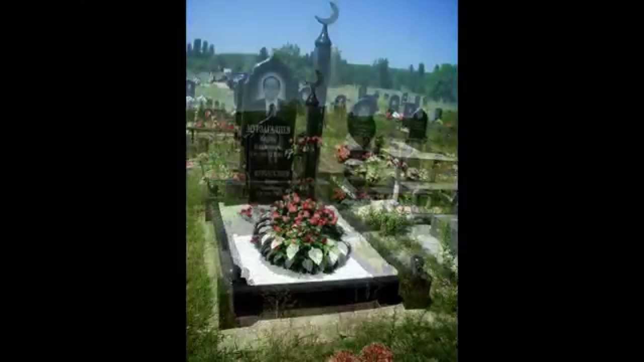 Памятники под заказ Губаха Лампадка из габбро-диабаза Сатка