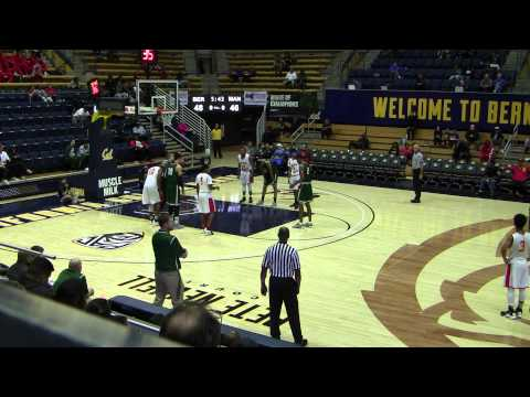 Berkeley High vs. Manteca High School Boys Basketball FULL GAME 1/18/16