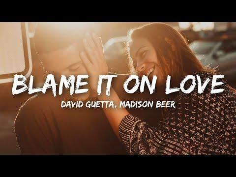 Кліп David Guetta - Blame It On Love