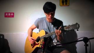 BIGBANG - IF YOU (Guitar solo by Victor)