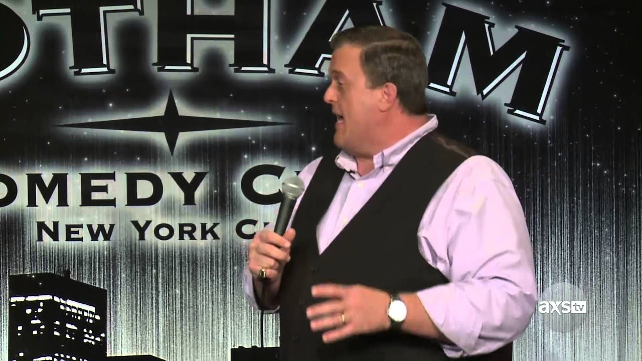 Download Gotham Comedy Live: Billy Gardell - Millennials Have It Tough