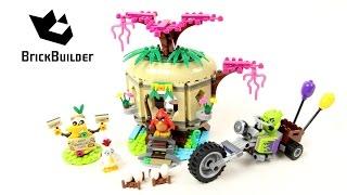 Lego Angry Birds 75823 Bird Island Egg Heist - Lego Speed Build
