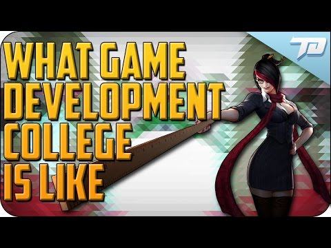 What Game Development College Is Really Like | First Year Complete