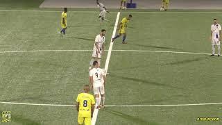 תקציר | ליגה א' דרום מחזור 4: מכבי עירוני אשדוד 2:2 מכבי שעריים