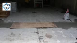 Pemasangan Tile Kat Car Porch Jubin 30 60cm Di Puchong Youtube