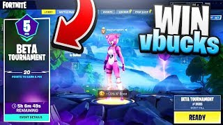 *NEW* IN GAME FORTNITE TOURNAMENTS! 'SALTY SPRINGS CUP' + 'TOMATO TEMPLE CUP' EVENTS! (WIN VBUCKS)