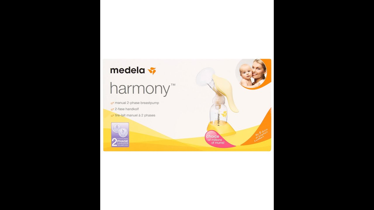 Best Breast Pumps Medela Harmony Manual Breast Pump -8443