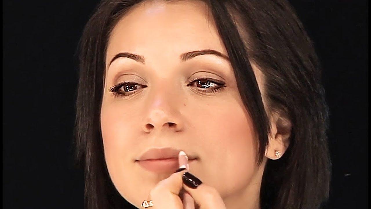 Как правильно сделать тон лица