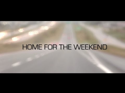 "Ross Ellis ""Home For The Weekend"" (official Lyric Video)"