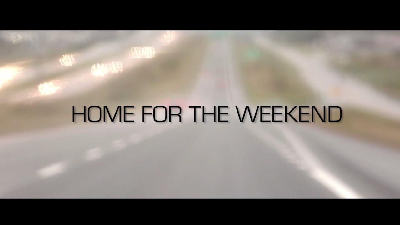 Ross Ellis Home For The Weekend Official Lyric Video