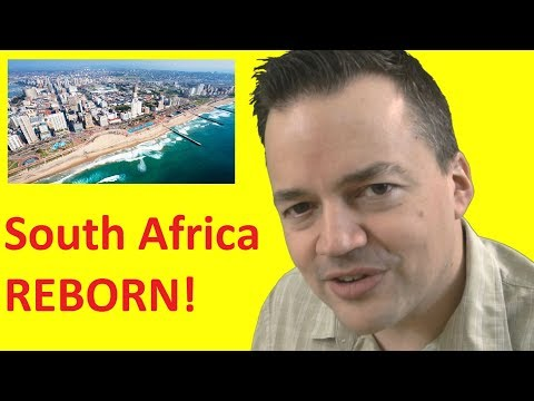 South Africa, 23 Years Post-Apartheid