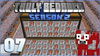 Mooshroom Farm | Truly Bedrock Season 2 Episode 7 | Minecraft Bedrock Edition