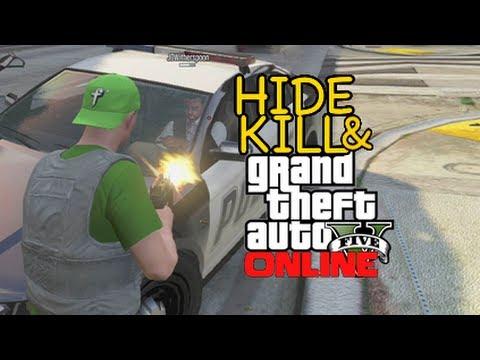 GTA 5: HIDE & KILL! [ONLINE MADNESS]