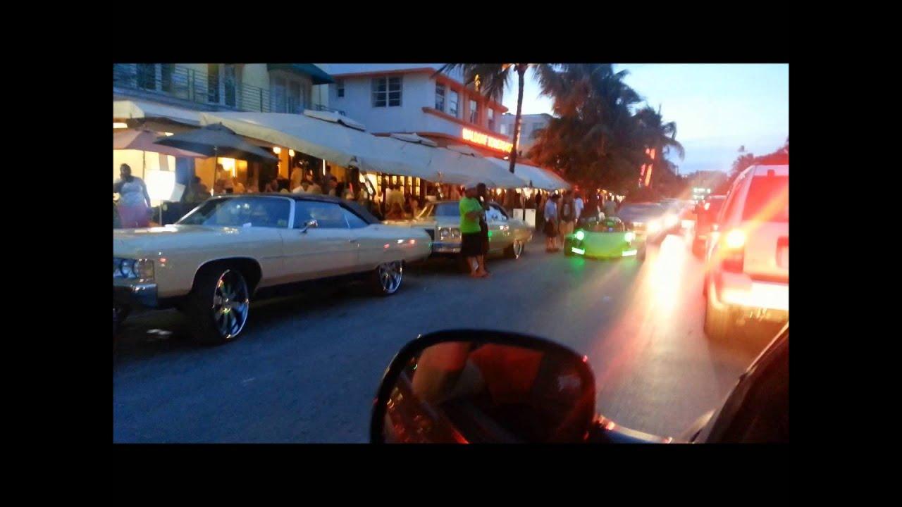 A Five Minute Taste Of South Beach Nightlife