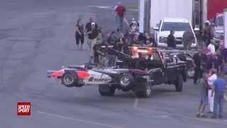 2014 Annual Mr. Novelis Supermodified Part 5 - SPEED SPORT - MAVTV - Racing - Oswego