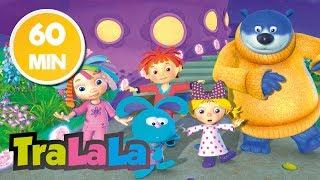 Rosie și prietenii ei (Lucruri ce gâlgâie în noapte) Desene animate - 60 MIN | TraLaLa