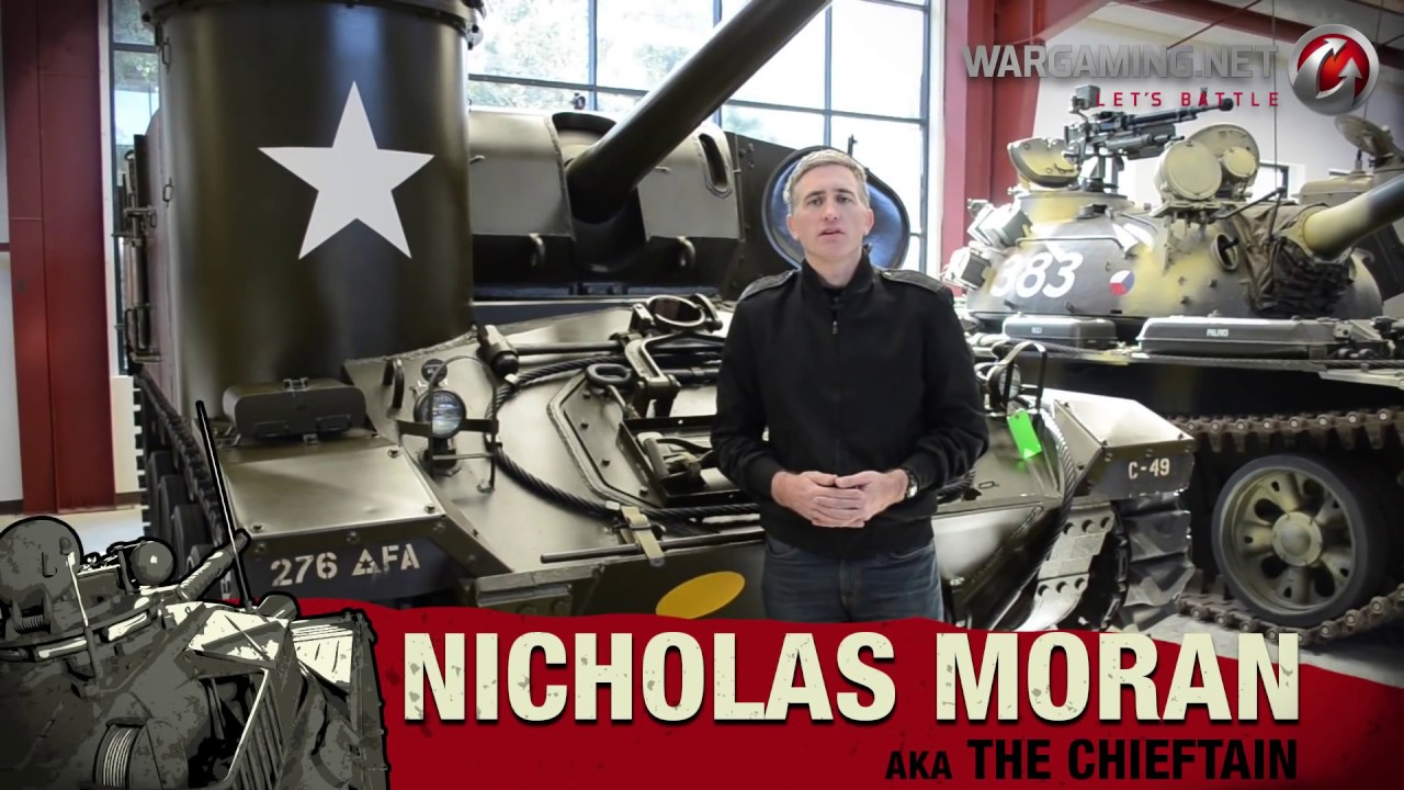 Download Inside the Chieftain's Hatch: M37 Part 1