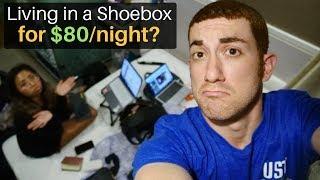 HONG KONG: Living in a Shoebox for $80/night?