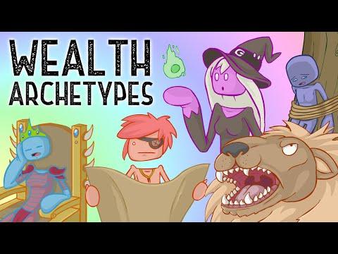 Spirit Science ~ The Wealth Archetypes