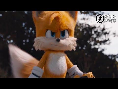 Kirpi Sonic- Tails Sahnesi