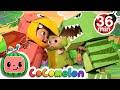 Dinosaur Song + More Nursery Rhymes & Kids Songs - CoCoMelon