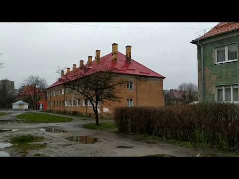 Калининград. Ремонт квартиры в немецком доме.