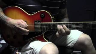 Andy Webster Fretnot E minor Penatonic Blues