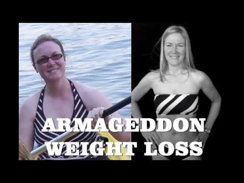 ARMAGEDDON WEIGHT LOSS FITNESS DVD PROGRAM –  NUTRITION, YOGA, EXERCISE FOR WOMEN AND MEN !!