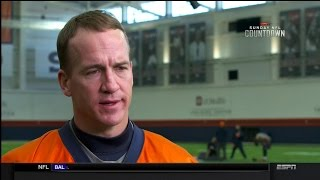 Peyton Manning 'Furious' Over Doping Allegations