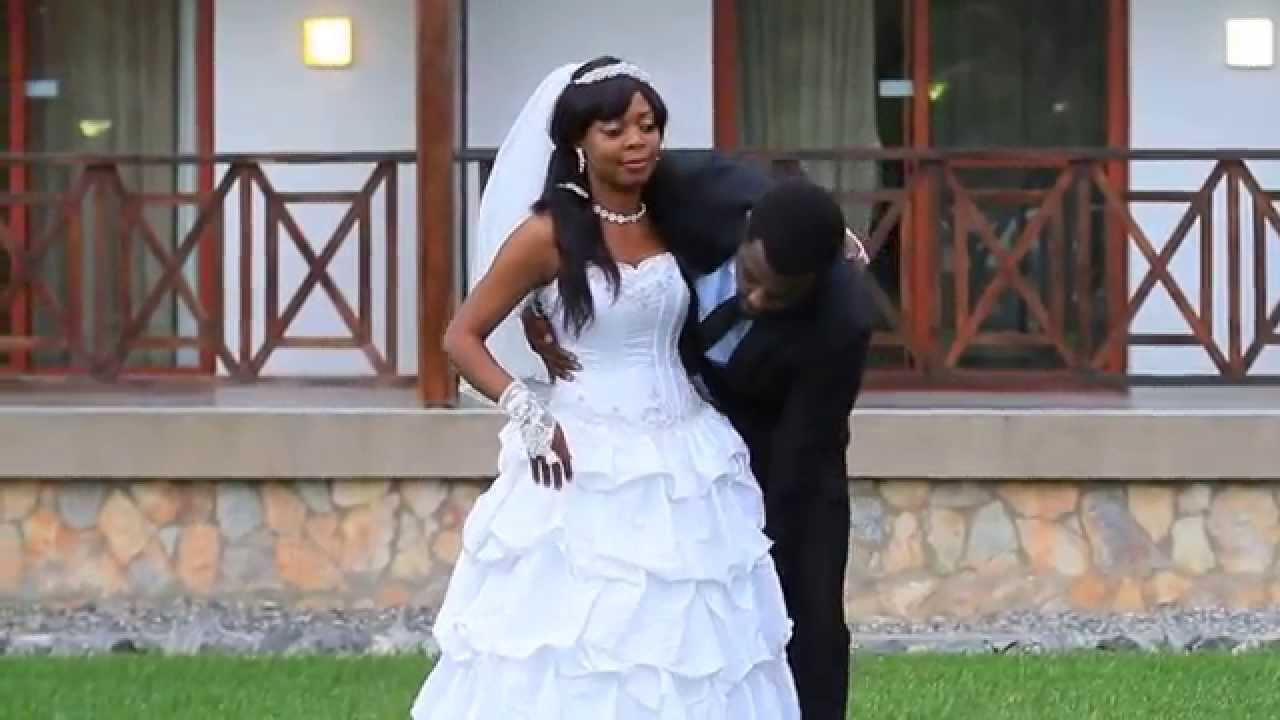 Real Weddings Youtube: JOHN DUMELO WEDDING VIDEO EXPOSED