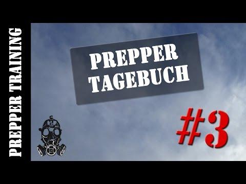 Prepper Tagebuch #3 - Kanister, Süßigkeiten & Pflanzenupdate | German HD 1080p