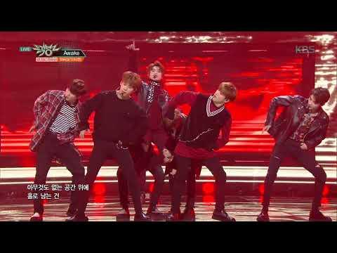 뮤직뱅크 Music Bank - Awake - TARGET(타겟).20180223